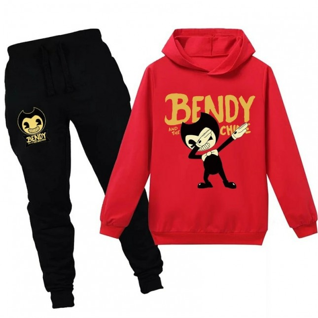 Bendy and the Ink Machine Kids Cool Hoodies For Boys Girls Hoodies Children Clothing 1