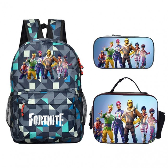 Fortnite Backpack Bookbag Handbags Travelbag  NEW
