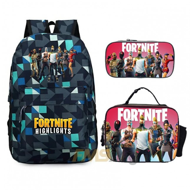Fortnite Backpack Bookbag School bag  Handbags Travelbag  NEW 2