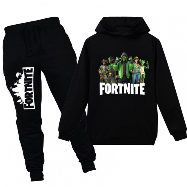 New Season Fortnite Kids Cool Hoodies For Boys Girls  Gaming  Hoodies  Children Clothing