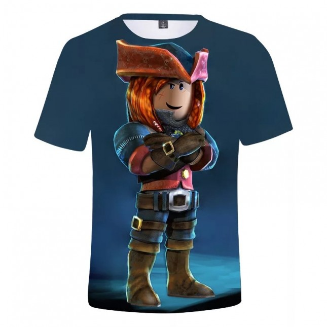 Roblox Youth T-Shirt Unisex Short Sleeve Clothes