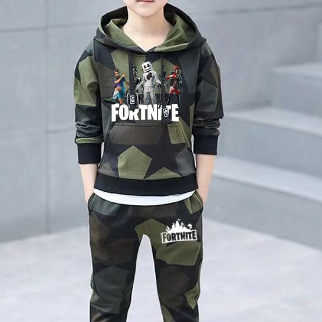 Kids Fortnite Cool Hoodies For Boys Girls  Gaming Sweatershirts