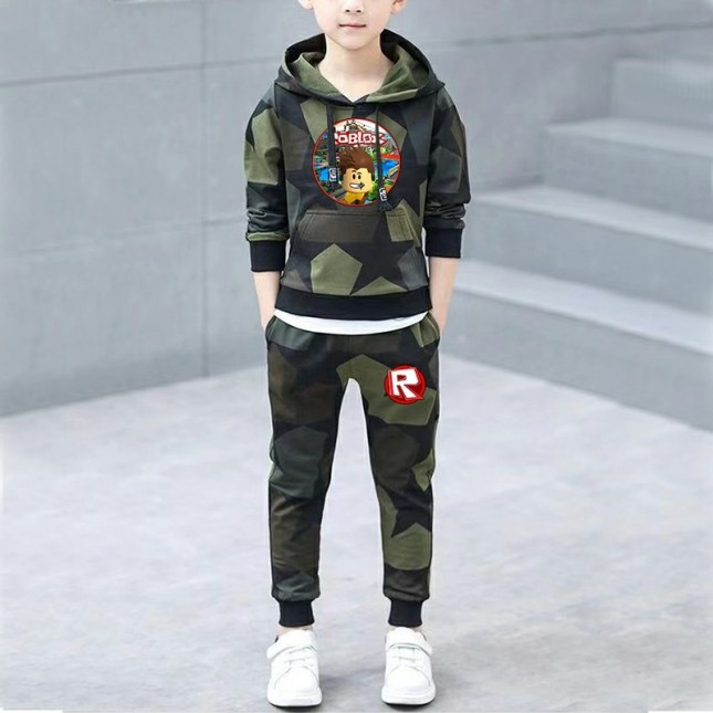 Roblox Kids Cool Hoodies For Boys Girls  Gaming  Hoodies  Children Clothing NEW 2
