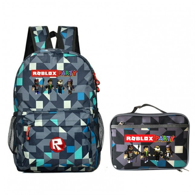 Roblox Backpack Bags Schoolbags Daypacks Travelbags 4