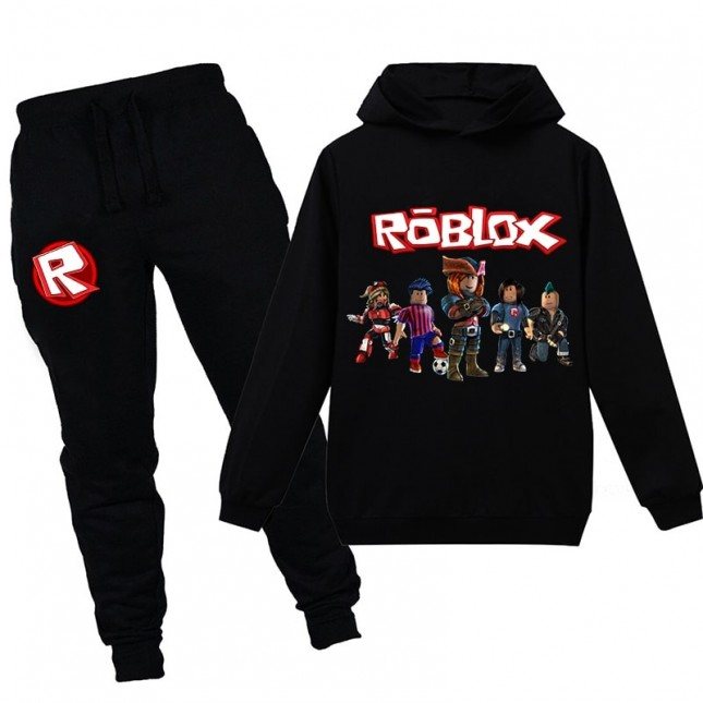 Roblox Kids Cool Hoodies For Boys Girls Gaming  Hoodies  Children Clothing 4