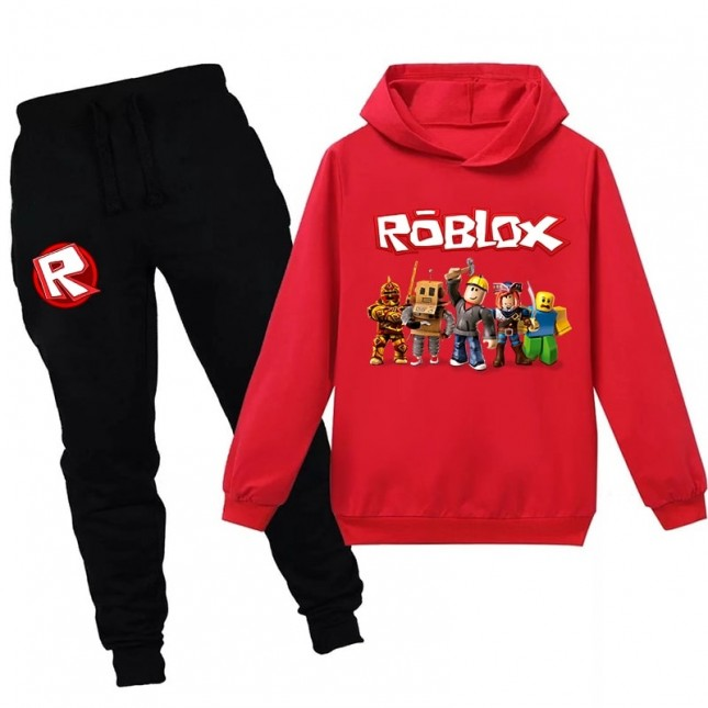 Roblox Kids Cool Hoodies For Boys Girls Gaming  Hoodies  Children Clothing 3