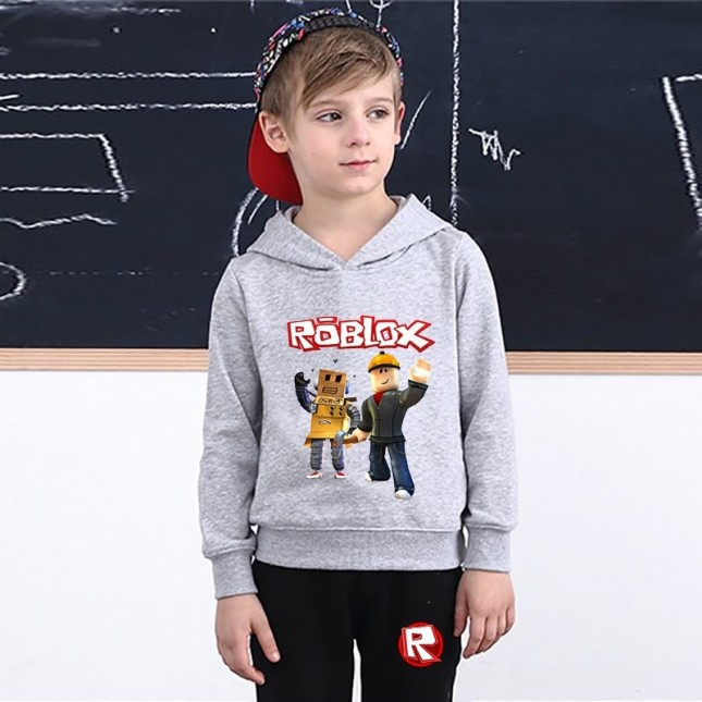 Roblox Kids Cool Hoodies For Boys Girls Gaming  Hoodies  Children Clothing