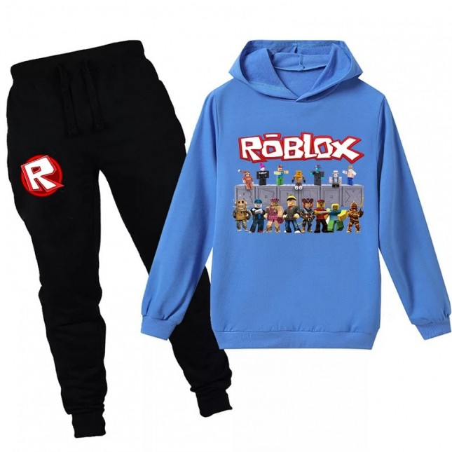 Roblox Kids Cool Hoodies For Boys Girls Gaming  Hoodies  Children Clothing 1