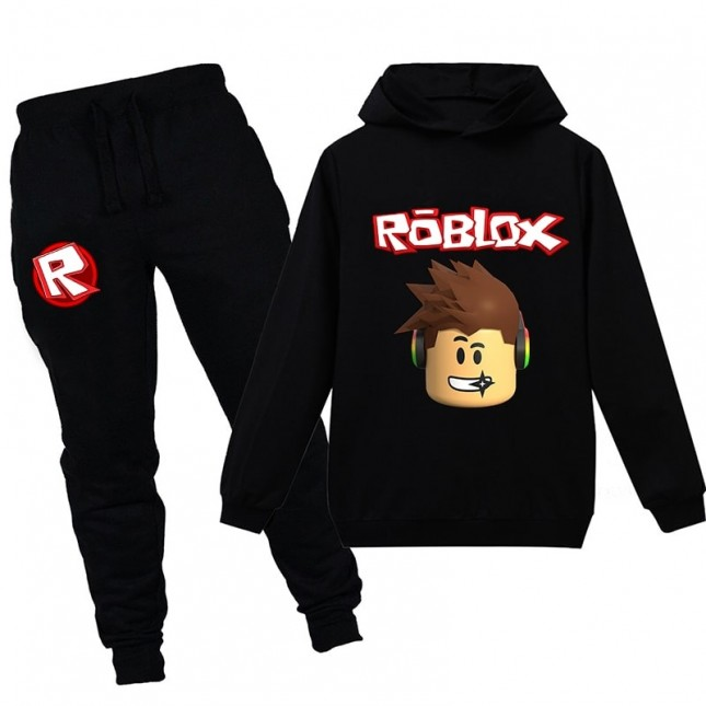 Roblox Kids Cool Hoodies For Boys Girls Gaming  Hoodies  Children Clothing 2