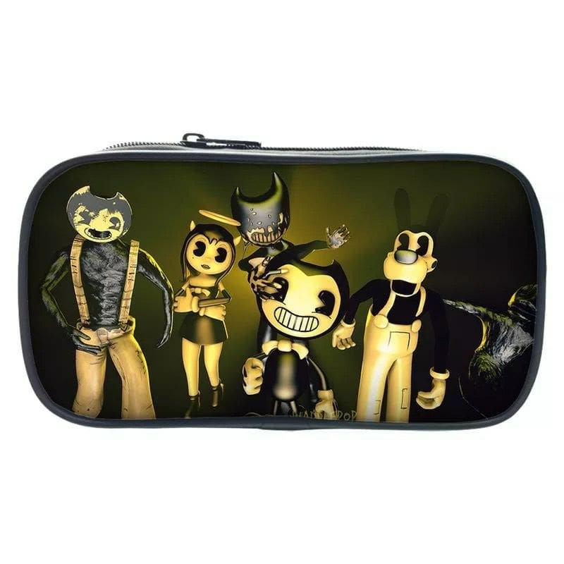 Bendy and the Ink Machine Pencil Bag