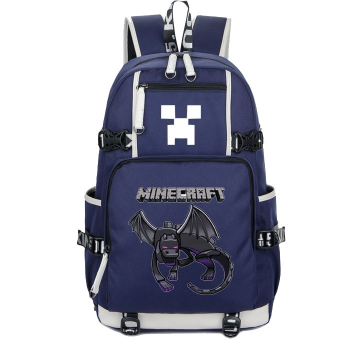 Minecraft Daypack Ender Dragon School Backpack ef5c69541959a