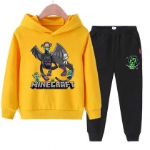 Boys Minecraft Hoodies Dragon Sweatshirts