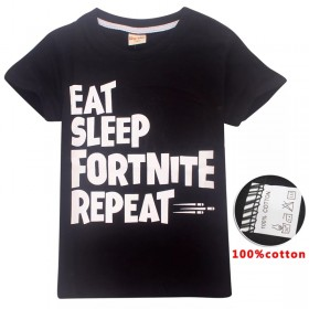 Fortnite Kids Cotton T-shirt For Boys Clothing