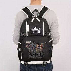 Fortnite Backpack School Bag Bookbag for Men Boys Kids Children NEW 1