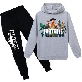Fortnite Kids Cool Hoodies For Boys Girls  Gaming  Hoodies  Children Clothing 1(4 color)