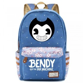 Bendy and the Ink Machine Backpack bookbag School bag New 1