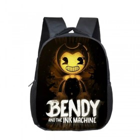 Bendy and the Ink Machine Toddler Backpack Preschool Bookbag Little Backpacks