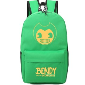 Bendy and the Ink Machine Kids Schoolbag Backpack Students Bookbag Travelbag 2