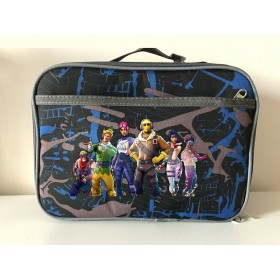 Fortnite 600D Waterproof Oxford Lunch box