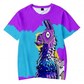 f2e849e1 Fortnite Kids T Shirts For Boys Girls 3D Printed Gaming Shirts Cartoon  Children Clothes 1