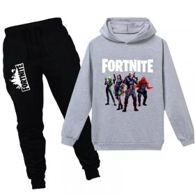 New Season Fortnite Kids Cool Hoodies For Boys Girls  Gaming  Hoodies  Children Clothing 7