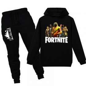 New Season Fortnite Kids Cool Hoodies For Boys Girls  Gaming  Hoodies  Children Clothing 4