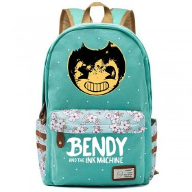 Bendy and the Ink Machine Backpack bookbag School bag New