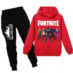 Fortnite Kids Cool Hoodies For Boys Girls Cotton Sweatshirt