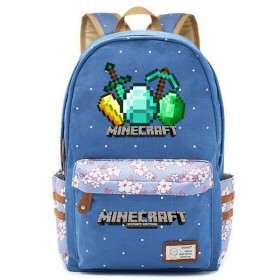 Minecraft Backpack bookbag School bag New