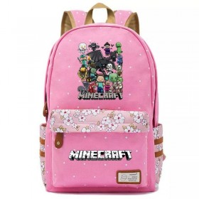 Minecraft Backpack bookbag School bag New 1