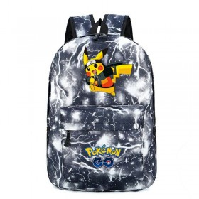 Pikachu Backpack Schoolbag Bookbag Bag Pack Handbag Bookbag 3