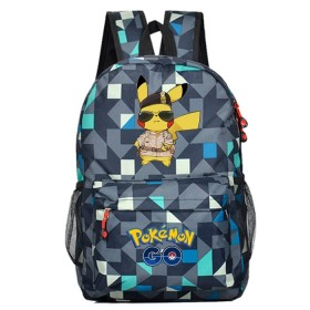 Pikachu Backpack Schoolbag Bookbag Bag Pack Handbag Bookbag 1