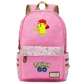 Pokemon Pikachu Backpack bookbag School bag New