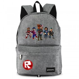 Roblox Backpack Bookbag Travelbag Bag Handbag waterproof  with USB Charging Port