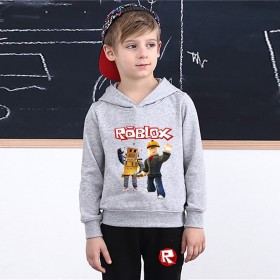 Roblox Kids Cool Hoodies For Boys Girls Gaming  Hoodies  Children Clothing(4 color)