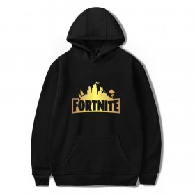 Fortnite Loose trend plus velvet hoodie Men's clothing(6 color)